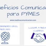 Infografía: Ventajas de la Comunicación para las PYMES