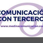 Infografía: comunicación con terceros